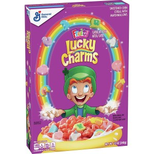 Płatki Fruity Lucky Charms 340g
