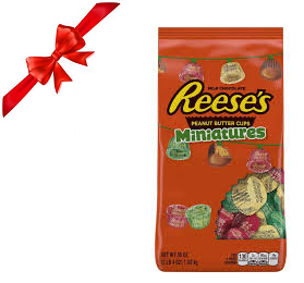 Reese's Miniatures 1.02kg