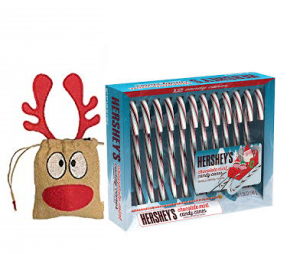 Hershey's Candy Canes Chocolate Mint  149g