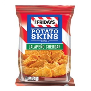 T.G.I. Friday's  Potato Skins Jalapeno Cheddar 113g