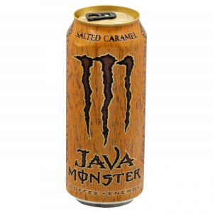 Monster Energy Java Salted Caramel 443ml