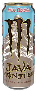 Monster Energy Java  Swiss Chocolate 443ml