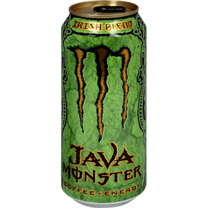 Monster Energy Java Irish Blend 443ml