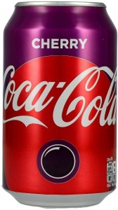 Coca - Cola Cherry 330ml