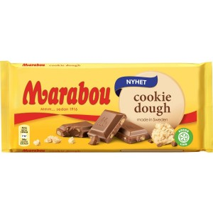 Czekolada Marabou cookie dough 200g