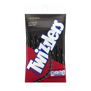 Twizzlers Licorice Twists  198g