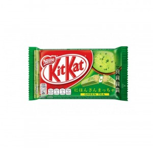 Kit Kat Green Tea 35g 4F