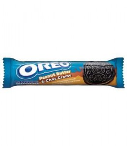Oreo Peanut Butter & Chocolate 137g