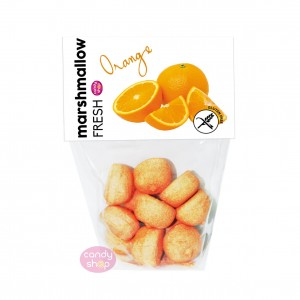 Fresh Marshmallows - Orange 100g