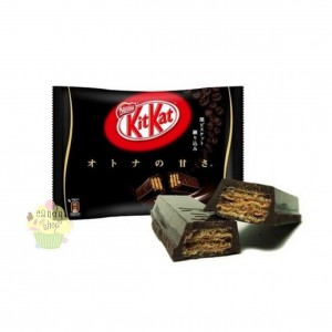 KitKat Japan Dark Chocolate 7g