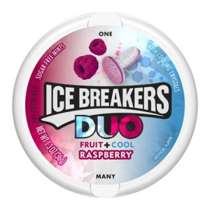 Ice Breakers Duo Raspberry 36g