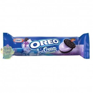 Oreo Blueberry  Ice Cream 137g