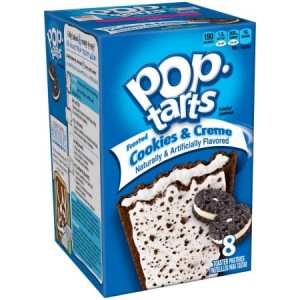 Pop Tarts Cookies  & Creme 400g