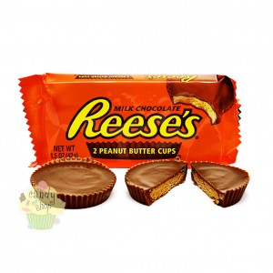 Babeczki Reese's 2 Peanut Butter Cups