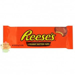 Babeczki Reese's 3 Peanut Butter Cups