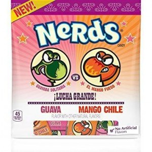 Cukierki Nerds Mango Chile& Guava Bag 85g