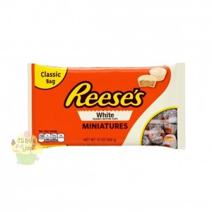 Reese's Miniatures - White Peanut Butter Cups