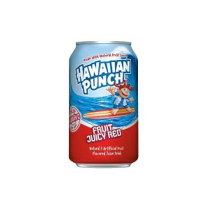 HAWAIIAN PUNCH  355ml