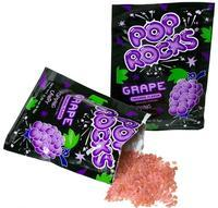 Pop Rocks Grape (9.5g) Strzelająca Guma Balonowa