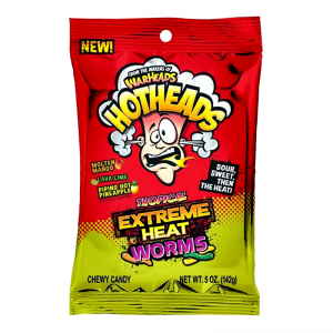 Warheads  Hotheads Tropical Extreme 142g