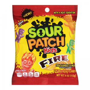 Sour Patch  Kids Fire  113g
