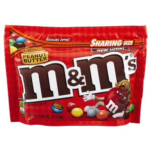 M&M's Peanut Butter  141g