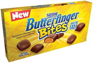 Butterfinger Bites Box   99,2g