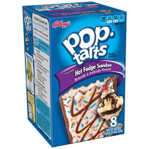 Pop Tarts Hot Fudge Sundae  384g