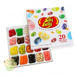 Jelly Belly 20 flavours Gift Box- 250g