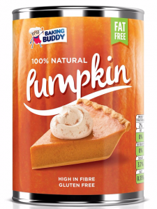 Baking Buddy Pumpkin 425g