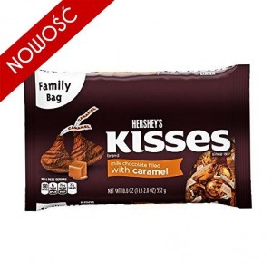 Hershey's Kisses with Caramel  311g