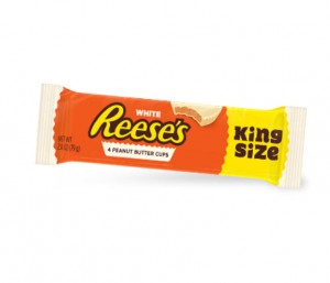 Babeczki Reese's White 4 Peanut butter Cups  79g