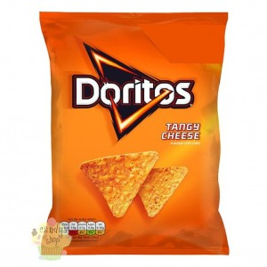 Chipsy Doritos Tangy Cheese 80g
