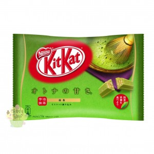 KitKat Japan  Green Tea Matcha