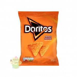 Chipsy Serowe Doritos Tangy Cheese 40g