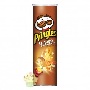 Chipsy Pringles Loaded Baked Potato 158g