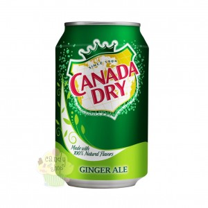 Canada Dry Ginger 330 ml