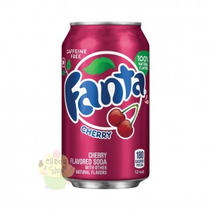 Fanta Cherry  355ml