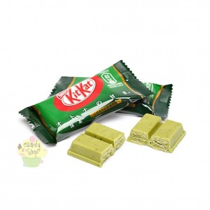 KitKat Japan Green Tea Matcha Whole Leafs 7g
