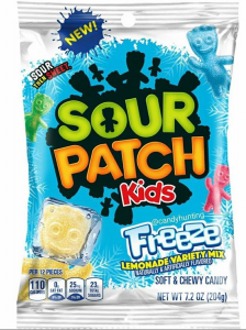 Sour Patch Kids Freeze 204g